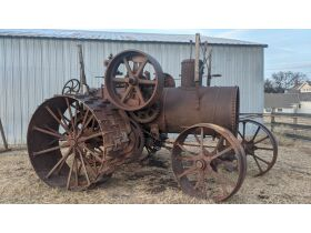 The Litke Collection of Antique Tractors, Memorabilia and Equipment - Saturday's Auction featured photo 3