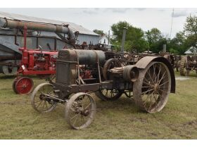 The Litke Collection of Antique Tractors, Memorabilia and Equipment - Saturday's Auction featured photo 11