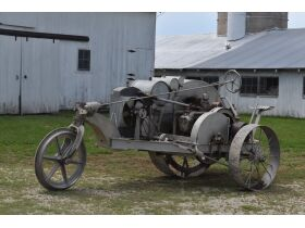 The Litke Collection of Antique Tractors, Memorabilia and Equipment - Saturday's Auction featured photo 5