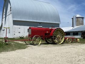 The Litke Collection of Antique Tractors, Memorabilia and Equipment - Saturday's Auction featured photo 1