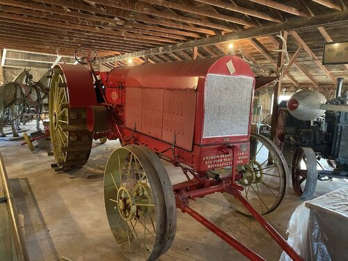 The Litke Collection of Antique Tractors, Memorabilia and Equipment featured photo