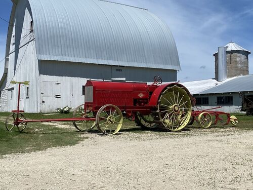 The Litke Collection of Antique Tractors, Memorabilia and Equipment - Saturday's Auction featured photo