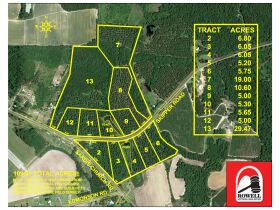 109 ± Acres   Excellent Recreational Tract   Beautiful Homesites featured photo 1