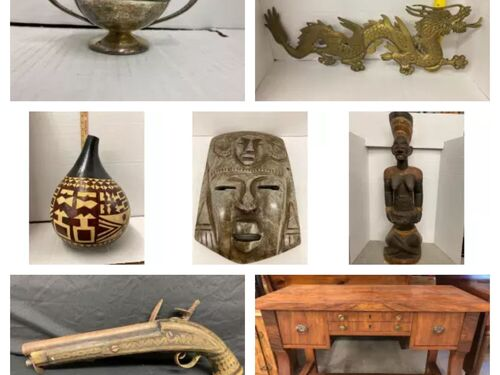 World Traveler's Exotic and Foreign Lifetime Collection at Absolute Online Auction featured photo