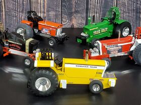 DeWitt Toy Pulling Tractor Collection featured photo 1