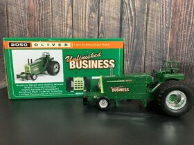 DeWitt Toy Pulling Tractor Collection featured photo 7