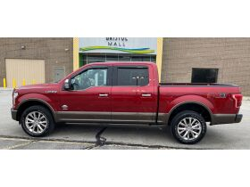 2016 Ford F150 King Ranch