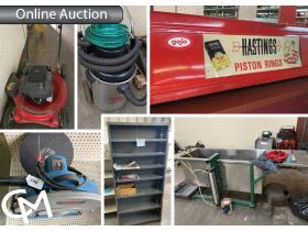 Remaining Assets of Automotive Wholesalers Online Auction   Evansville, IN featured photo 1