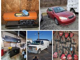 *ENDED* Business Relocation Auction - Belle Vernon, PA featured photo 1