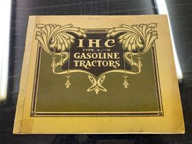 Jim Erdle Early Tractor Literature Auction featured photo 2