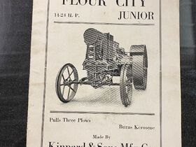 Jim Erdle Early Tractor Literature Auction featured photo 4