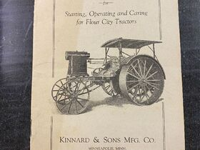 Jim Erdle Early Tractor Literature Auction featured photo 5