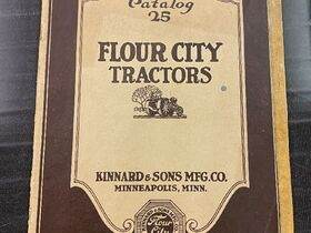 Jim Erdle Early Tractor Literature Auction featured photo 6