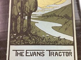 Jim Erdle Early Tractor Literature Auction featured photo 7