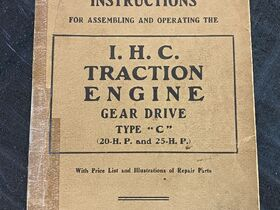 Jim Erdle Early Tractor Literature Auction featured photo 9