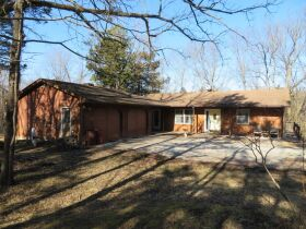 Home & 20+/- Private Wooded Acres Sells To High Bidder, Rocheport, MO featured photo 4