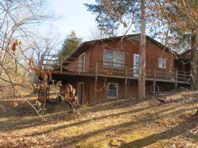 Home & 20+/- Private Wooded Acres Sells To High Bidder, Rocheport, MO featured photo 9
