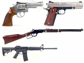 Baker 160+ Firearms & Ammo Collection Online Only Auction featured photo 1