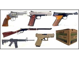 Baker 160+ Firearms & Ammo Collection Online Only Auction featured photo 2