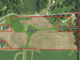Harrison Co Multiple Homes & Land Absolute Online Only Auction featured photo 2