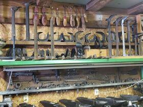 Fisher Antique Tractor, Car & Construction Equipment, Blacksmithing Tools & Car Parts Collection featured photo 6