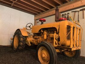 Fisher Antique Tractor, Car & Construction Equipment, Blacksmithing Tools & Car Parts Collection featured photo 2