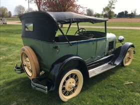 Fisher Antique Tractor, Car & Construction Equipment, Blacksmithing Tools & Car Parts Collection featured photo 3
