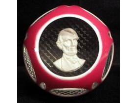 Lincoln paperweight