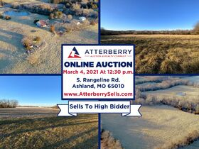 203+/- Prime Acres On S. Rangeline Rd., Ashland - Sells To High Bidder featured photo 2