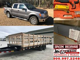 Bankruptcy Auction of H & M Construction Solutions, Inc. featured photo 1