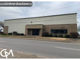 6,000 sf Commercial Building & 25'x127' Vacant Lot   Vanderburgh Co. Online Auction   Evansville, IN featured photo 1