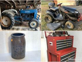 Ford Tractor, Tools, Collectibles, Household featured photo 1