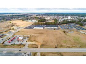15.7 +/- Acres Prime Commercial Development Land with Frontage on 4 Streets - Offered in 3 Tracts featured photo 1