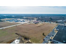 15.7 +/- Acres Prime Commercial Development Land with Frontage on 4 Streets - Offered in 3 Tracts featured photo 2
