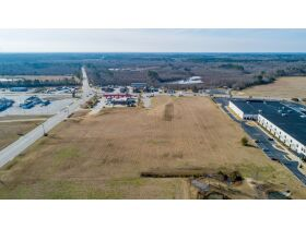 15.7 +/- Acres Prime Commercial Development Land with Frontage on 4 Streets - Offered in 3 Tracts featured photo 3
