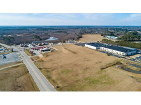 15.7 +/- Acres Prime Commercial Development Land with Frontage on 4 Streets - Offered in 3 Tracts featured photo 4