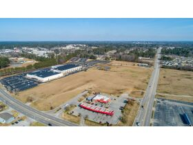 15.7 +/- Acres Prime Commercial Development Land with Frontage on 4 Streets - Offered in 3 Tracts featured photo 6
