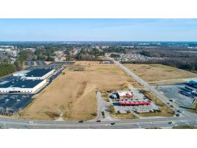 15.7 +/- Acres Prime Commercial Development Land with Frontage on 4 Streets - Offered in 3 Tracts featured photo 7