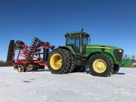Willis Farms Machinery Sale featured photo 1