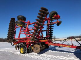 Willis Farms Machinery Sale featured photo 4
