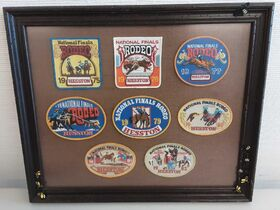 DOWNSIZING & MOVING AUCTION: LEATHER FURNITURE   NFR & COLLECTIBLE BELT BUCKLES   HOME DECOR   LAWNMOWER featured photo 2