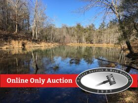 Online Only Auction - 130 acres off Big Four Rd. featured photo 1