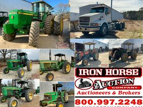 Receivership Farm Machinery Auction featured photo 1