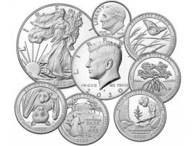 Gold & Silver Coin Collection Online Only Auction (3/3) featured photo 1