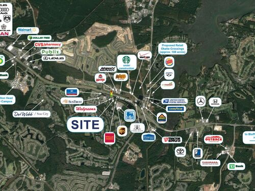 1.25± Acre Commercial Development Tract | Prime Location featured photo