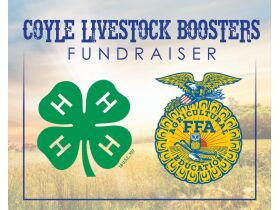 COYLE LIVESTOCK BOOSTERS - FUNDRAISER featured photo 1
