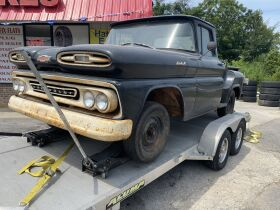 1961 Chevrolet Apache - A real barn find! featured photo 2