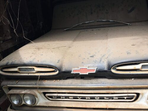 1961 Chevrolet Apache - A real barn find! featured photo