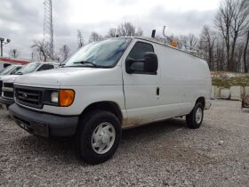 FORD E250 WORK VANS & 2 STOCK TRAILERS - Online Bidding Ends TUE, MARCH 2 @ 4:00 PM EST featured photo 3