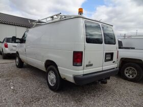 FORD E250 WORK VANS & 2 STOCK TRAILERS - Online Bidding Ends TUE, MARCH 2 @ 4:00 PM EST featured photo 4